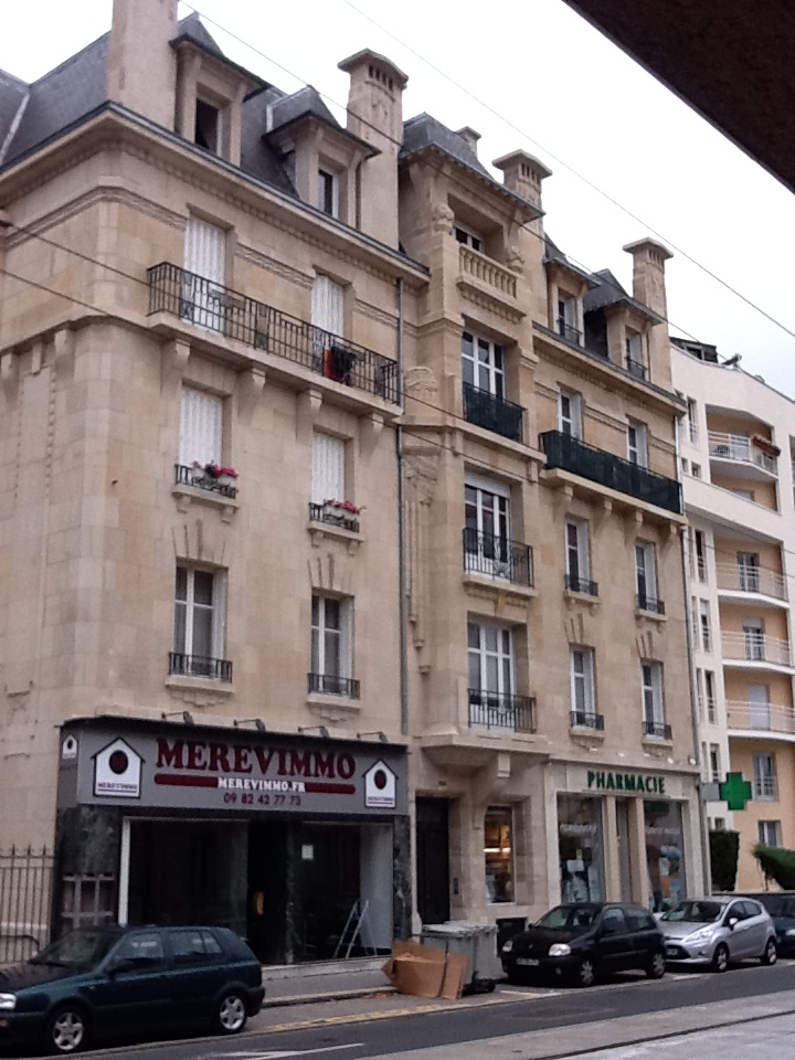 Agence merevimmo nancy for Agence immobiliere nancy